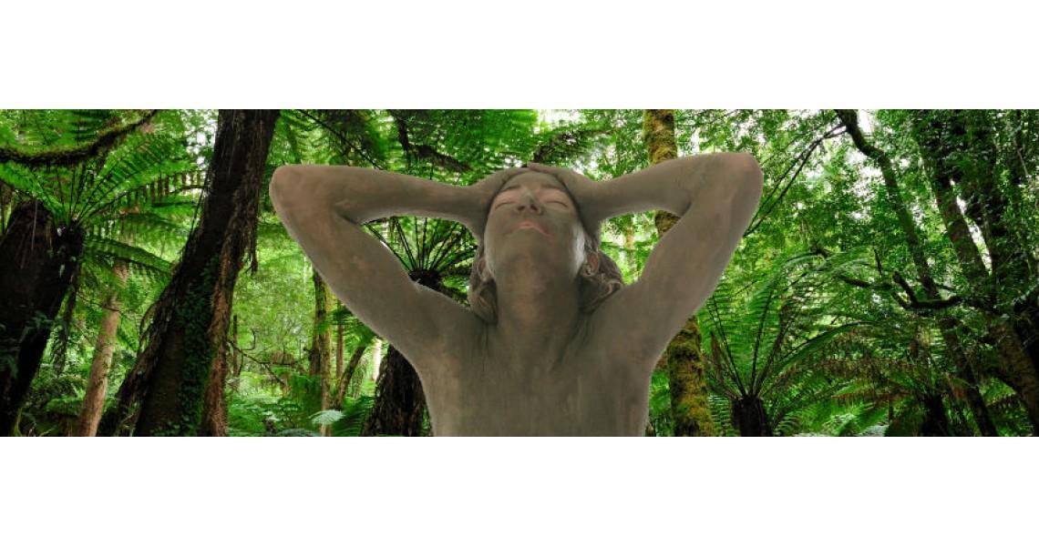 Jungle Clay Lady
