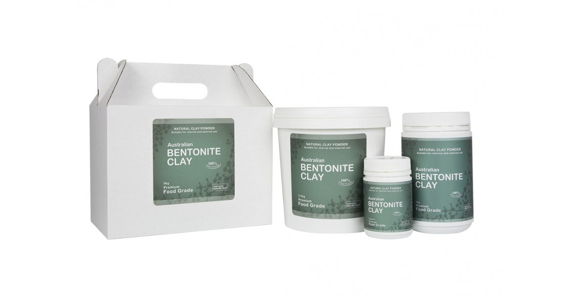 how to take bentonite clay internally