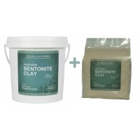 Edible Topical Bentonite Clay 5kg