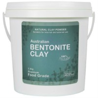 Edible Topical Bentonite Clay 2.5 kg